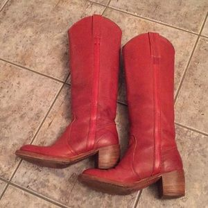 Beautiful Classic Frye Tall Leather Boots
